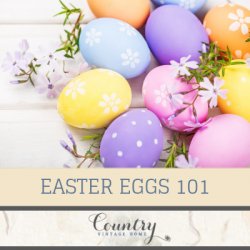Easter Eggs 101: How to Make the Most of Your Easter Eggs!