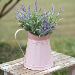 Pink Milk Pitcher