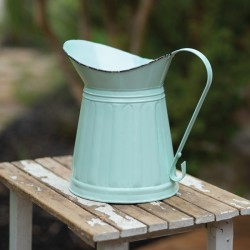 Seafoam Milk Pitcher
