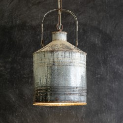 Rustic Farmhouse Pendant Light