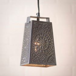 Cheese Grater Pendant