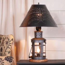 Innkeeper's Lamp with Shade