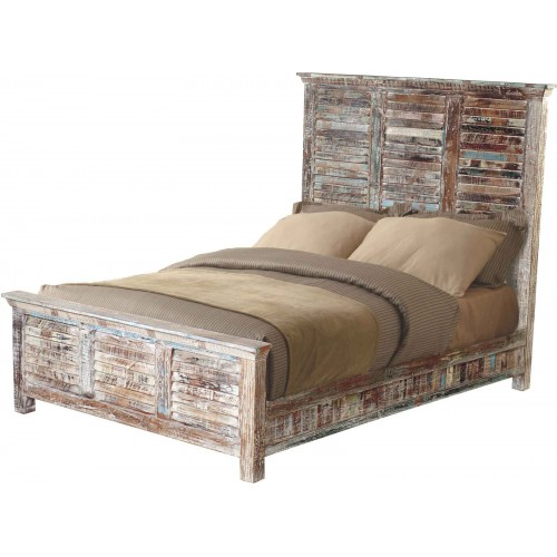 Lynn Farmhouse King Bed