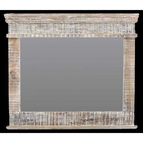 Jeane Distressed Mirror