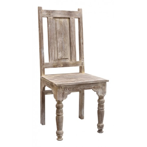 Loraine Teak Farmhouse Dining Chair