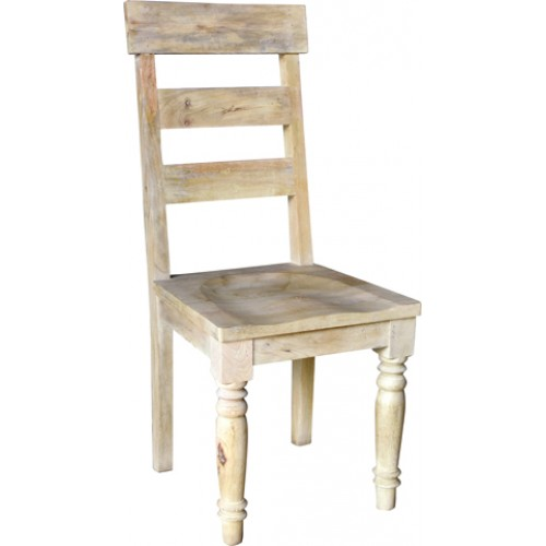 Rockwell Side Chair - Antique White Wash
