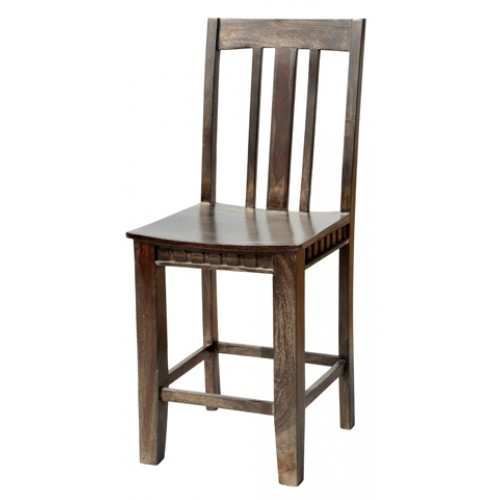 Woods Farmhouse Counter Chair
