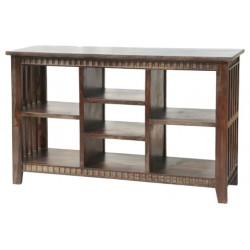 Woods Farmhouse Sideboard / Bookcase