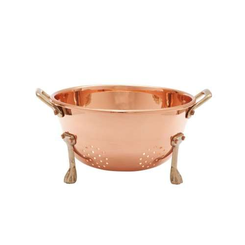 Decor Copper Berry Colander
