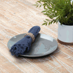 Cassidy Navy Napkin Set Of 6 18x18