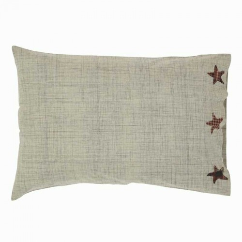 Abilene Star Standard Pillow Case Set of 2