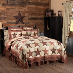 Abilene Star Quilt - California King