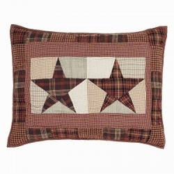 Abilene Star Pillow Sham - Standard