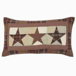 Abilene Star Pillow Sham - King