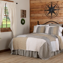 Ashmont Primitive Quilt - California King