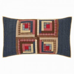 Braxton Pillow Sham - King