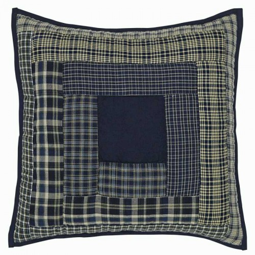 Columbus Quilted Lodge Pillow 16x16