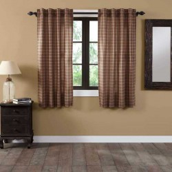 Crosswoods Short Panel Set of 2 63x36