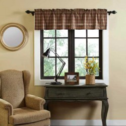 Crosswoods Valance 16x60