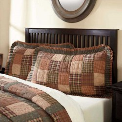 Crosswoods Pillow Sham - King