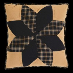 Dakota Star Quilted Pillow