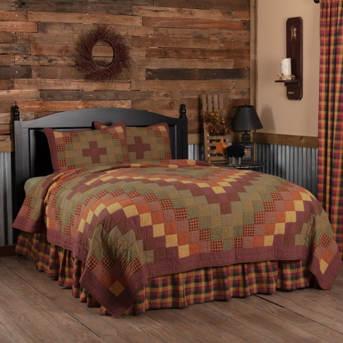 Heritage Farms Bedding Set - California King