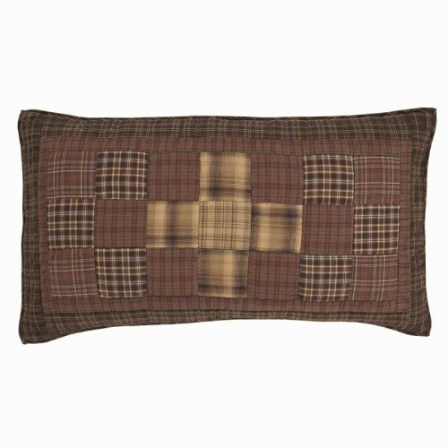 Prescott Farmhouse Pillow Sham - King
